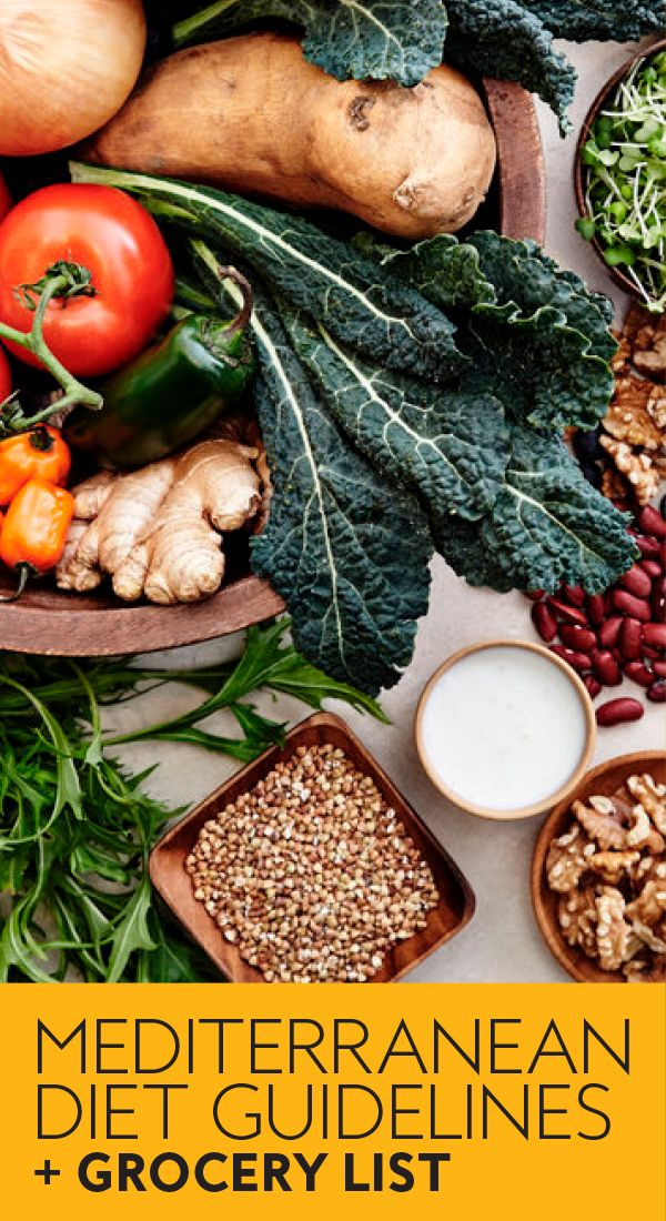 Here's Why the Mediterranean Diet Never Goes Out of Style