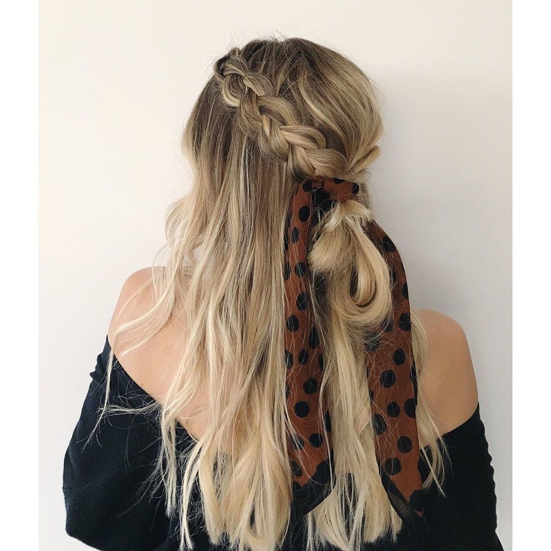 25 Gorgeous Dutch Braid Ideas, Looking for a gorgeous dutch braided hairstyle? Then, there is no need to look further than these Dutch braids listed below. It is totally stunning …, Braids