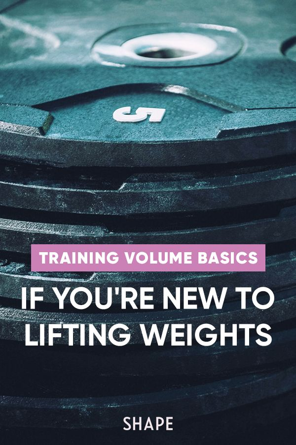 The Ultimate Guide to Reps, Sets, and Increasing Weight If You're New to Lifting