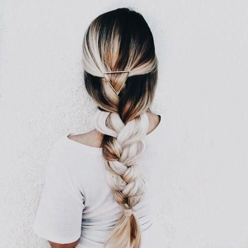 "Neat braided hairstyle for women with long hair. <a class=""pintag"" href=""/explore/Braidedhairstyles/"" title=""#Braidedhairstyles explore Pinterest"">#Braidedhairstyles</a><p><a href=""http://www.homeinteriordesign.org/2018/02/short-guide-to-interior-decoration.html"">Short guide to interior decoration</a></p>"