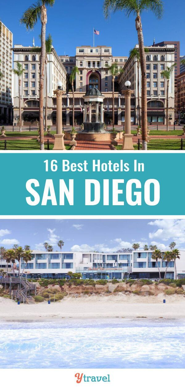 Where to Stay in San Diego - Best 3, 4, and 5 Star Hotels