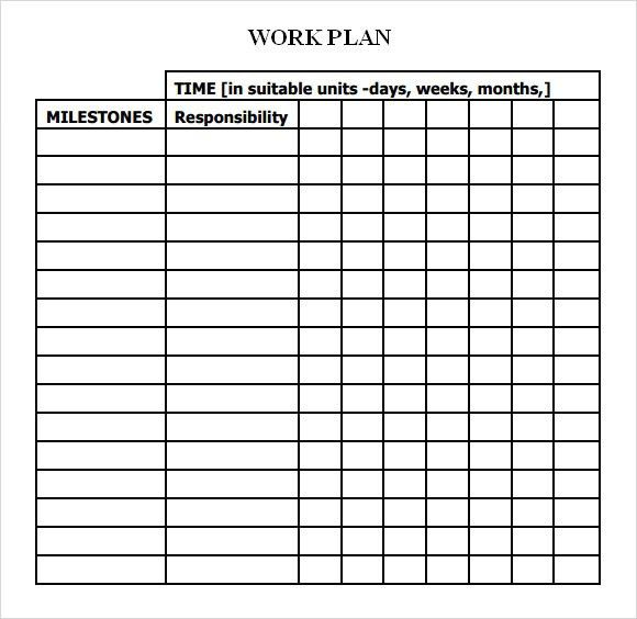 Project Plan Word Template Project Plan Template 23 Free Word - project plan example