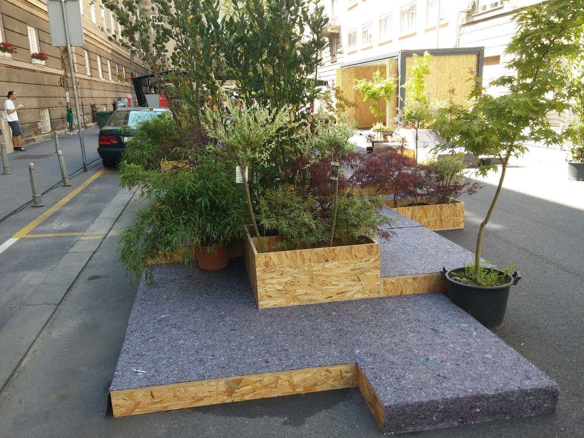 Urbane oaze namijenjene za sjedenje ili ležanje idealne su ...