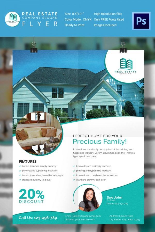 Flyers For Sale 14 Free Flyers For Real Estate Sell Rent, Free - car for sale flyer template