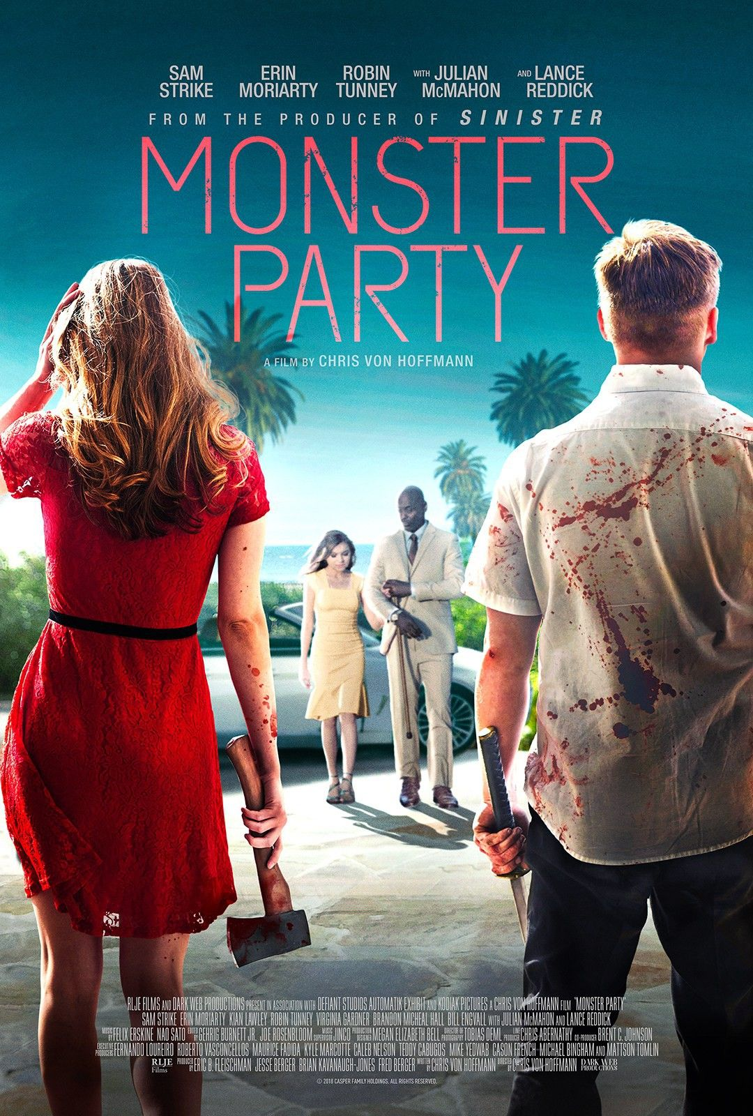 Monster Party Monster Party Full Movies Online Free Free