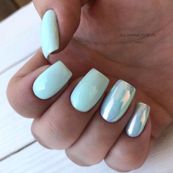 25 Beautiful nail art designs 2019 – Reny styles