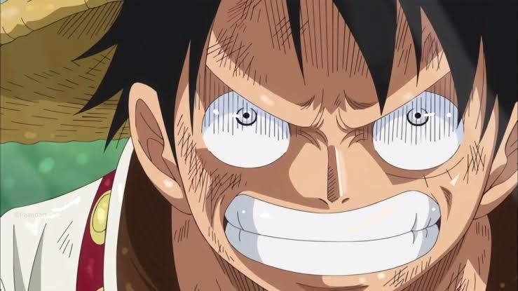 Luffy's gear fifth