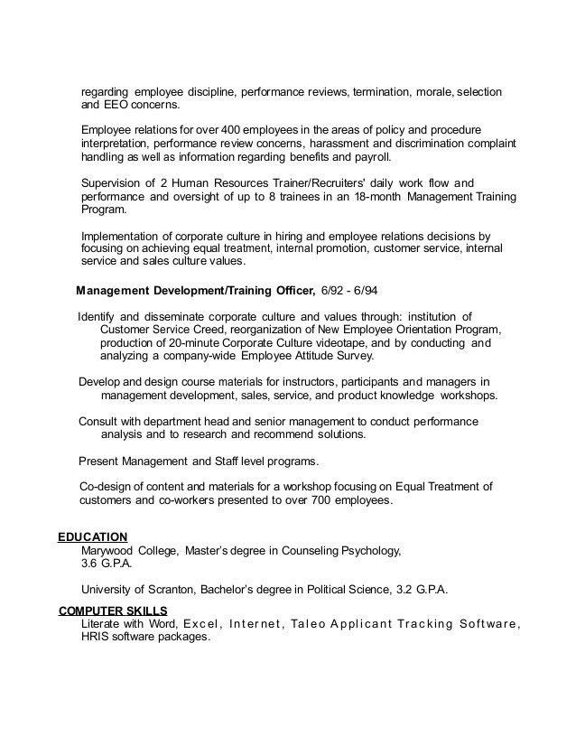 sales employee relation resume relationship manager resume employee relations manager cover letter