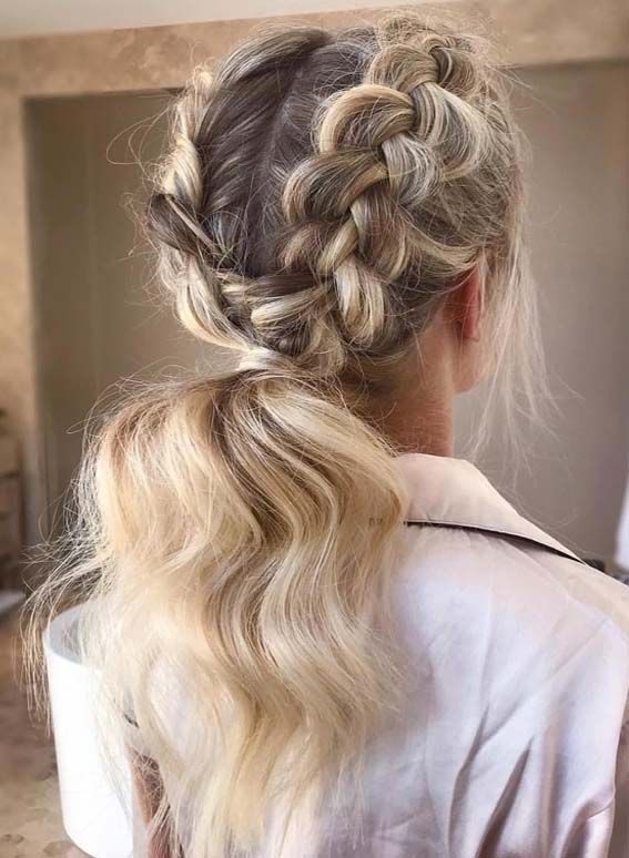 """A great look for casual days or special events is possible with most gorgeous ponytail hairstyle either your hair is straight or wavy.<p><a href=""""http://www.homeinteriordesign.org/2018/02/short-guide-to-interior-decoration.html"""">Short guide to interior decoration</a></p>"""