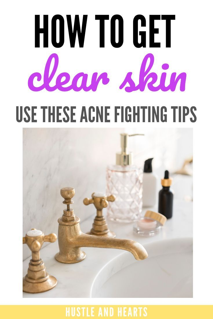 For years I struggled to get clear skin. I tried almost every acne remedy that there is. It wasn't until I nailed down a skincare routine that I finally started to get rid of my acne. If you're in a similar boat and you're looking for an acne cure that actually works, I invite you to check out these four skincare hacks. They've really helped me with my acne, and I've got a feeling if you implement them into your skincare routine, you'll also start to see your acne clear up.