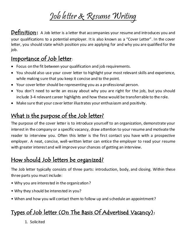 What Is A Work Resume Best Resume Examples For Your Job Search - what does a resume cover letter consist of