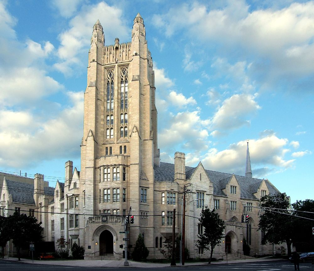 Sheffield Sterling Strathcona Hall, Yale University in Connecticut