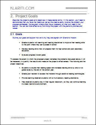 Business Funding Proposal Template Funding Proposal Template 11 - business project proposal template
