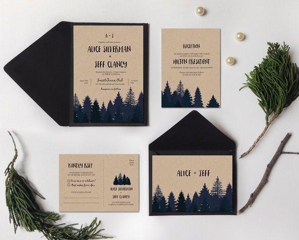 0fd440dff574250b21fa8f86a95177e8 - einladungskarten hochzeit winter 15 beste Fotos