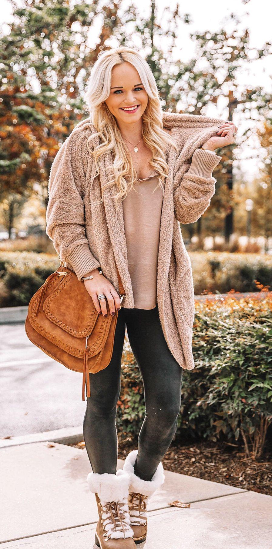 brown blouson jacket