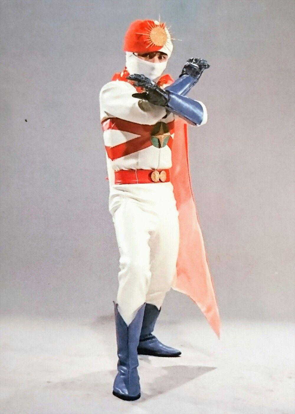 愛の戦士レインボーマン ダッシュ7 レインボーマン スーパーヒーロー 特撮ヒーロー