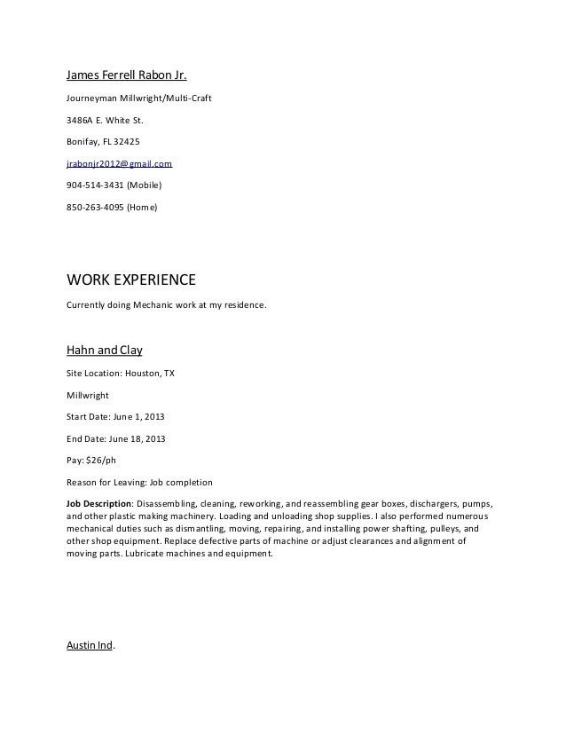 ... Ironworker Resume Professional Iron Worker Templates To Showcase    Sample Resume For Construction Worker ...