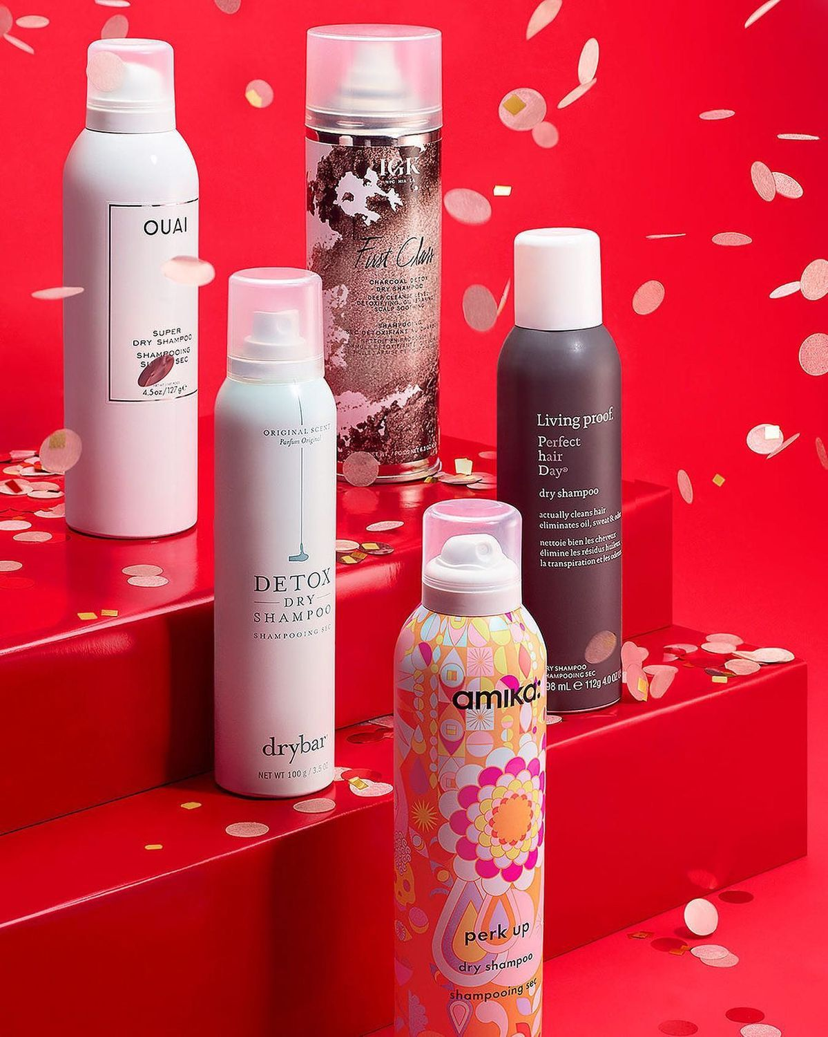 Verified These blowout savers will keep your style fresh, so you can ice one more cookie, wrap one more present, and attend one more last-minute holiday soiree without touching your hair-dryer. Leave a 💁🏽♀️💁🏻♀️💁🏿♀️ below if you're rockin' second, third, or fourth day hair rn. … @theouai @igkhair @thedrybar @livingproofinc @amika