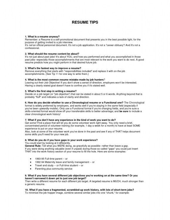 types of resume 14 different types of resume formats different