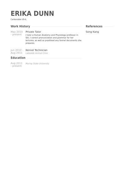 tutor on resume - Amitdhull - tutor resume