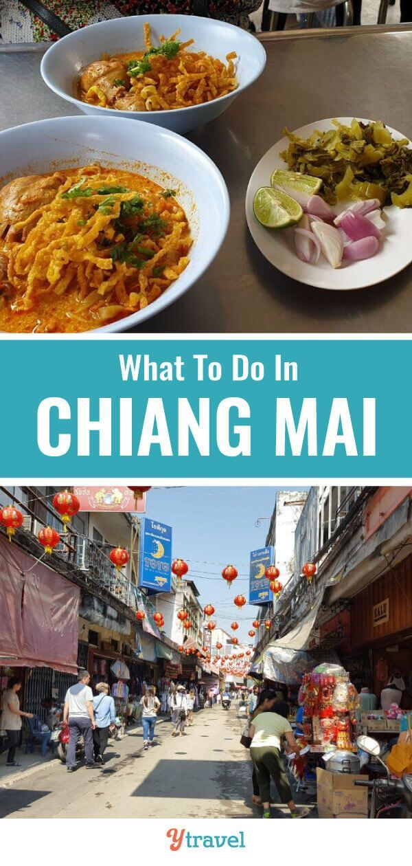Living in Chiang Mai, Thailand (+ what to do in Chiang Mai for tourists)