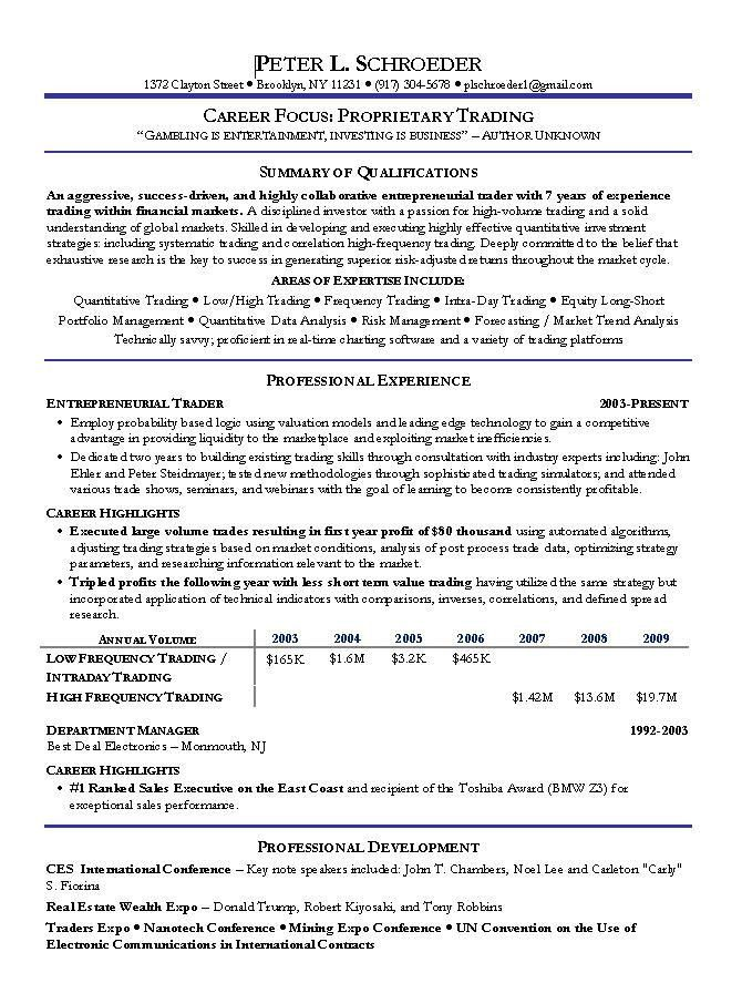 Stock Resume Professional Retail Stock Clerk Templates To - stock clerk job description