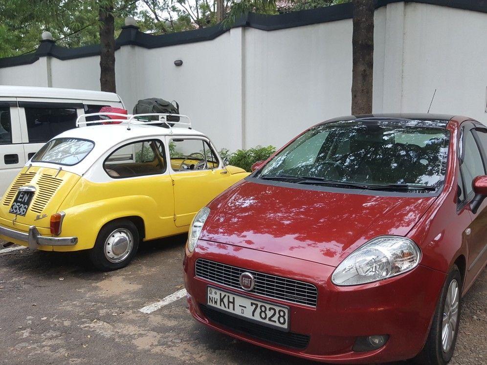 Fiat In Sri Lanka Fiat Cars Fiat Bmw