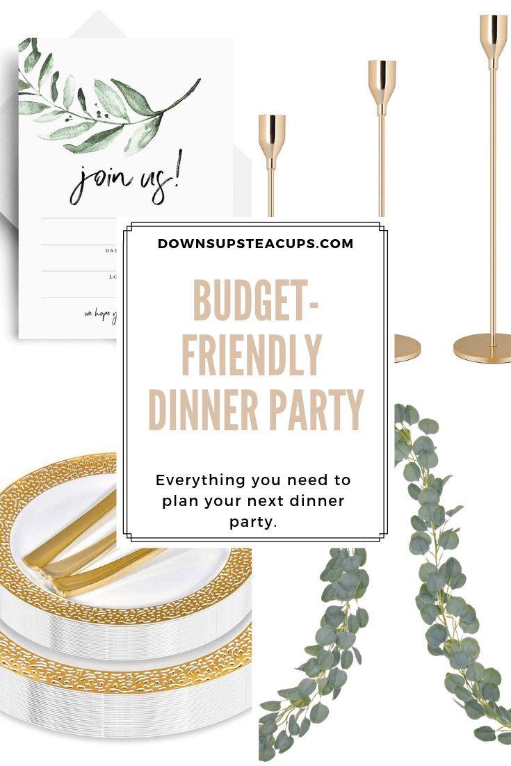 Tables + Teacups