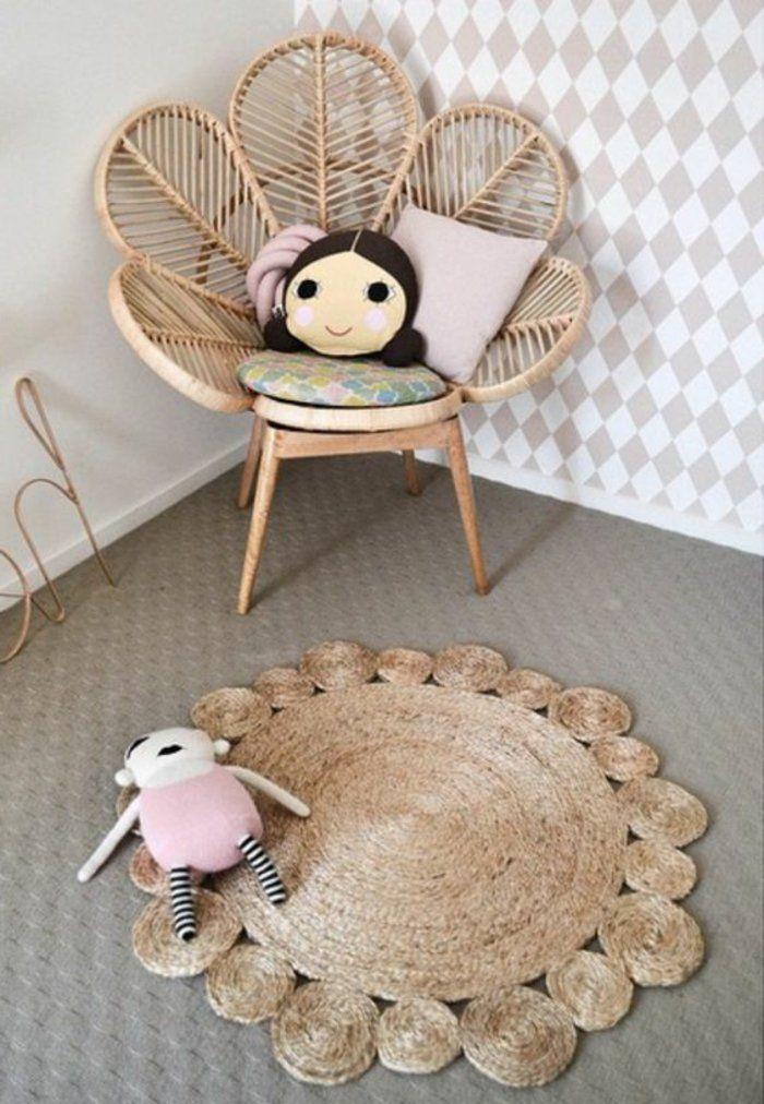 Et une idée pour la chambre enfant avec la meme chaise