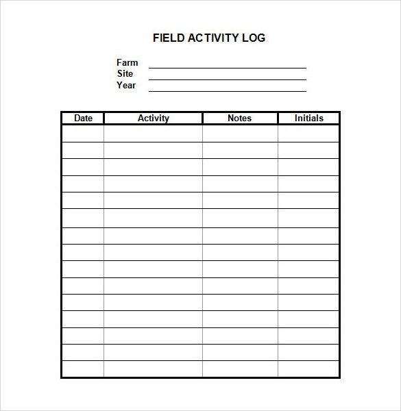 Work task list template habbowildtk additionally you always have - log template sample