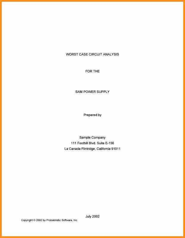 Sample Annual Report Of A Company Sample Annual Report Free - sample company report
