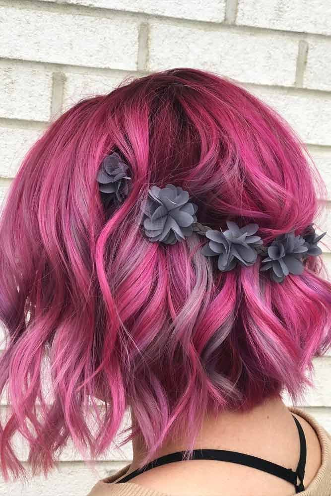 """Colorful Updo With Flowers For Valentines Day <a class=""""pintag"""" href=""""/explore/bobhaircut/"""" title=""""#bobhaircut explore Pinterest"""">#bobhaircut</a> <a class=""""pintag"""" href=""""/explore/hairaccessory/"""" title=""""#hairaccessory explore Pinterest"""">#hairaccessory</a> ★ How about you to check out some iconic, cute short hairstyles to impress your men with a new image this Valentine's day? Sexy shoulder length lobs with bangs, creative updos and half up ideas, braids, and a lot of easy and popular 'dos for women are here! ★ See more: <a href=""""https://glaminati.com/cute-short-hairstyles-valentines-day/"""" rel=""""nofollow"""" target=""""_blank"""">glaminati.com/…</a> <a class=""""pintag"""" href=""""/explore/valentinesday/"""" title=""""#valentinesday explore Pinterest"""">#valentinesday</a> <a class=""""pintag"""" href=""""/explore/valentinesdayhair/"""" title=""""#valentinesdayhair explore Pinterest"""">#valentinesdayhair</a> <a class=""""pintag"""" href=""""/explore/hairstyles/"""" title=""""#hairstyles explore Pinterest"""">#hairstyles</a> <a class=""""pintag"""" href=""""/explore/glaminati/"""" title=""""#glaminati explore Pinterest"""">#glaminati</a> <a class=""""pintag"""" href=""""/explore/lifestyle/"""" title=""""#lifestyle explore Pinterest"""">#lifestyle</a><p><a href=""""http://www.homeinteriordesign.org/2018/02/short-guide-to-interior-decoration.html"""">Short guide to interior decoration</a></p>"""