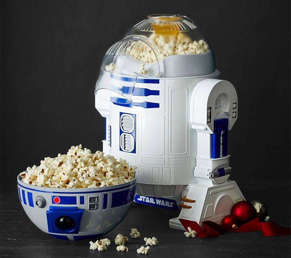 The R2-D2 Popcorn Maker Is the Appliance You're Looking for