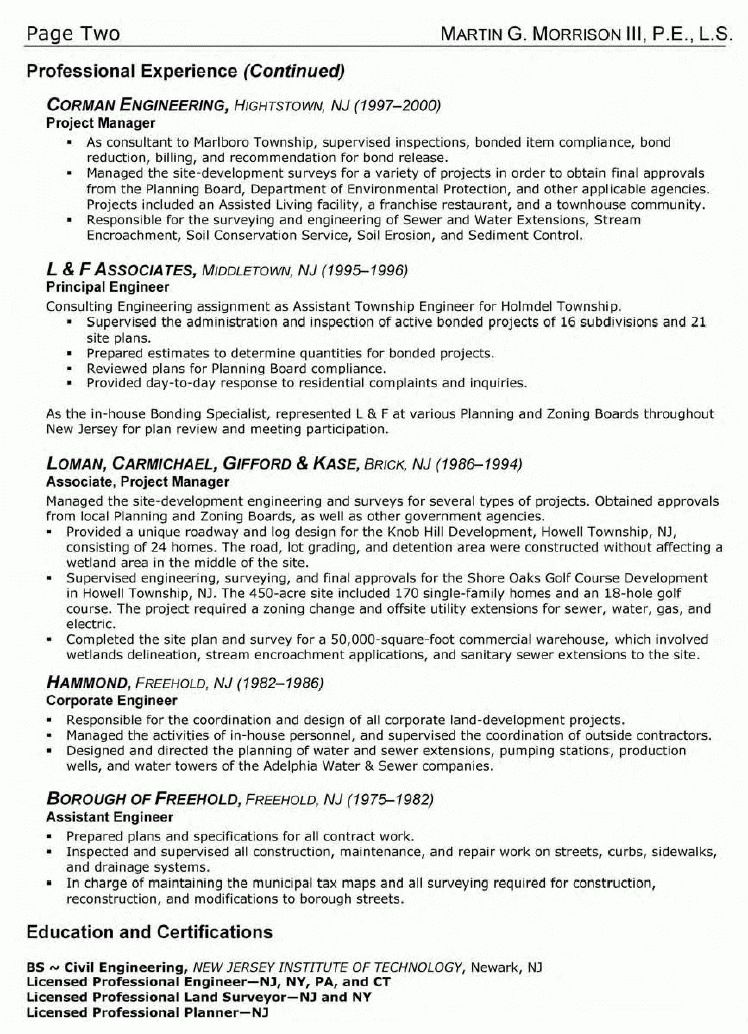 Music Recording Engineer Sample Resume] Download Recording ...