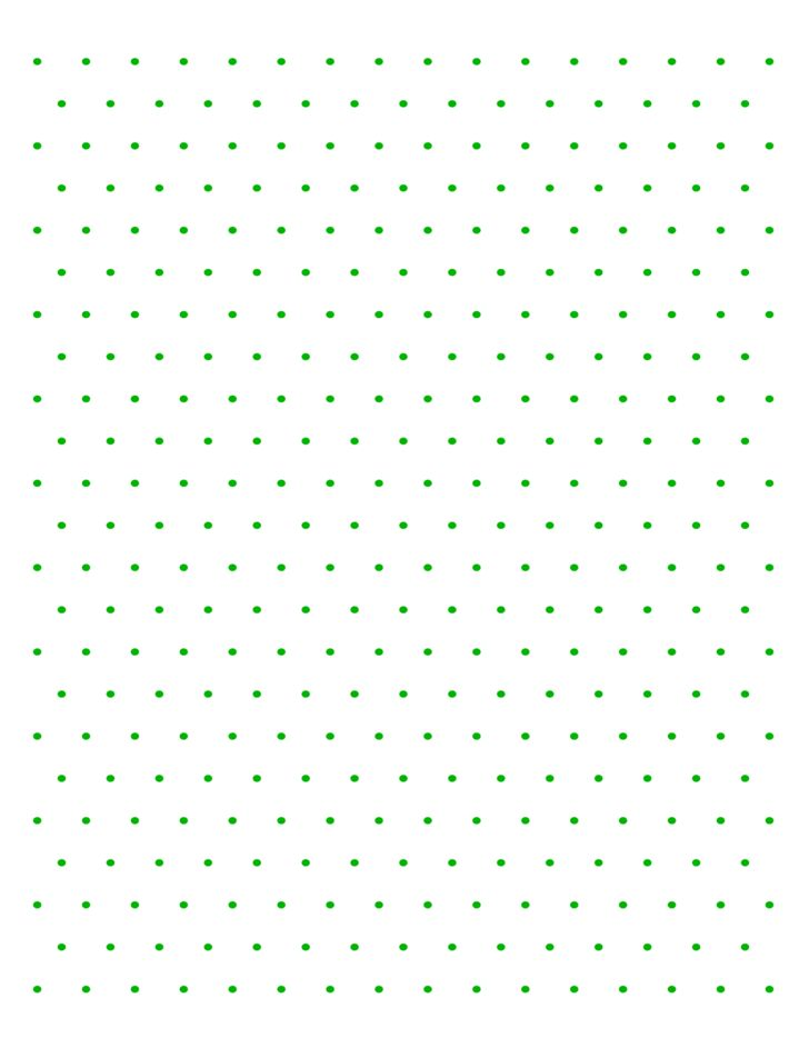 Grid Paper Template Graph Paper Office Templates, Graph Paper - dot paper template