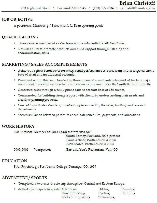 Marketing Resume Objective] Pr Resume Objective Resume Objective