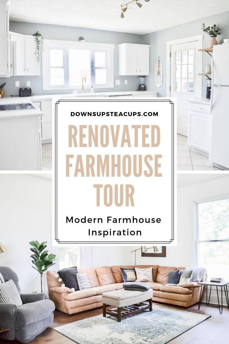 Farmhouse Tour