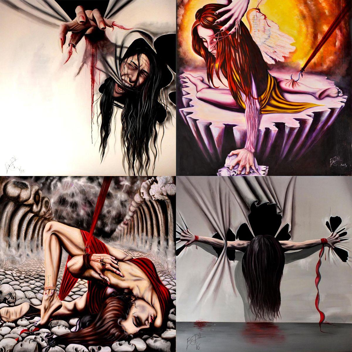 GALLERYMAK's Pinterest #sürrealizm Image created at 370702613068560227 -