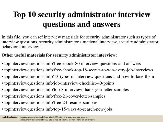 Exceptional Network Security Administrator Cover Letter | Node2003 Cvresume .