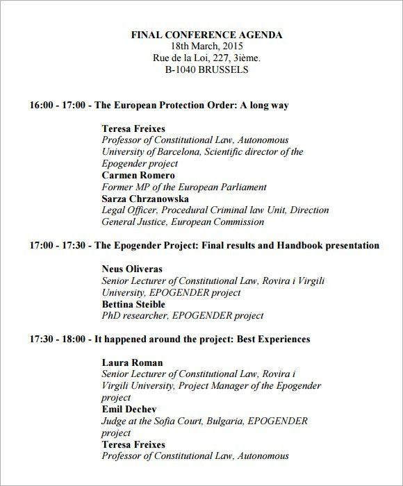 ... Meeting Program Sample Agenda Program Meeting Sample, Classic   How To  Write Agenda For A ...  Meeting Program Sample