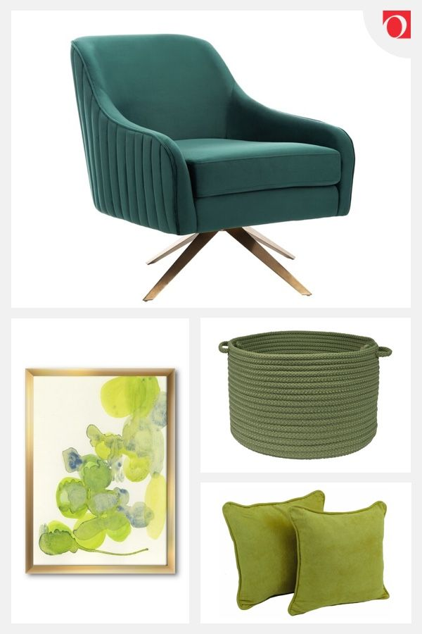 Go green with this year's hottest looks when you check out Overstock's Home Decor Trends guide for 2020! #trends #trendguide #homedecor #homedecorating #decorating #decor #home #decoratingtutorial #decoratingguide #2020 #2020hometrends #trendsoftheyear #pantone #classicblue #coloroftheyear #cozierhome #Overstock #hometrends