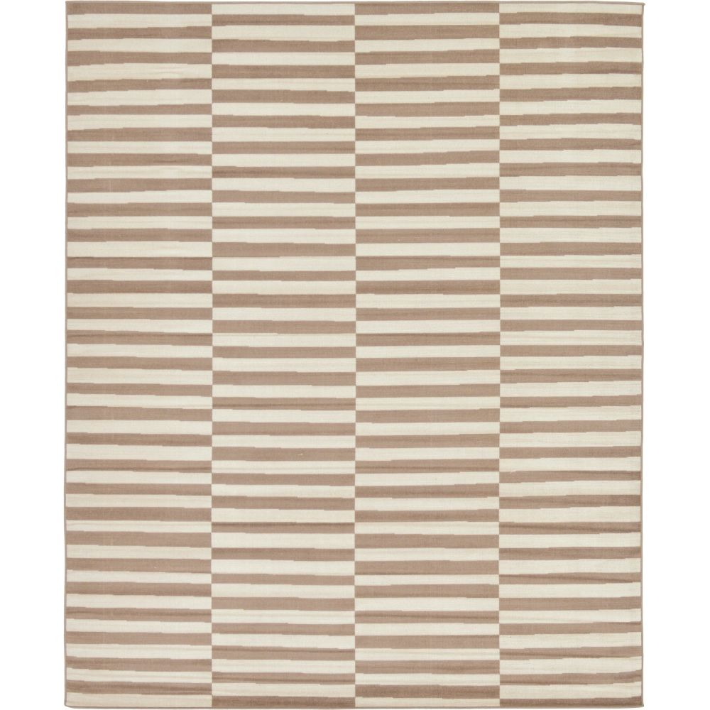 Shop Unique Loom Striped Williamsburg Area Rug - On Sale - Free Shipping Today - Overstock - 16323646 - 8' x 10' - Gray