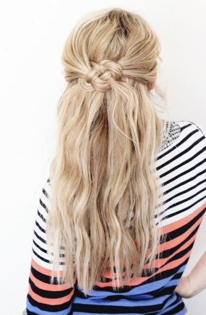 """I just about died when I figured out how to do the celtic knot hairstyle! It's such an easy hairstyle! See my celtic knot tutorial here! <a class=""""pintag"""" href=""""/explore/easyhairstyles/"""" title=""""#easyhairstyles explore Pinterest"""">#easyhairstyles</a><p><a href=""""http://www.homeinteriordesign.org/2018/02/short-guide-to-interior-decoration.html"""">Short guide to interior decoration</a></p>"""