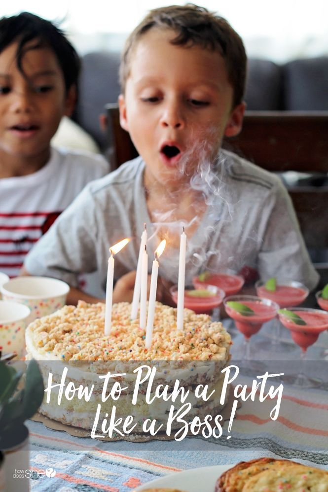 How to Host a Party Like a Boss