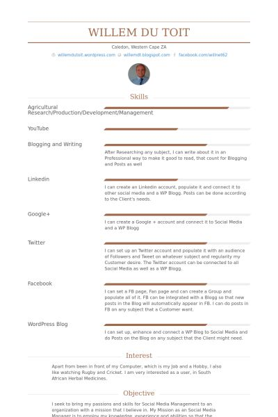 logistic manager resume