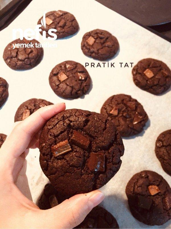 Cookies (Brownie Tadında) - Nefis Yemek Tarifleri
