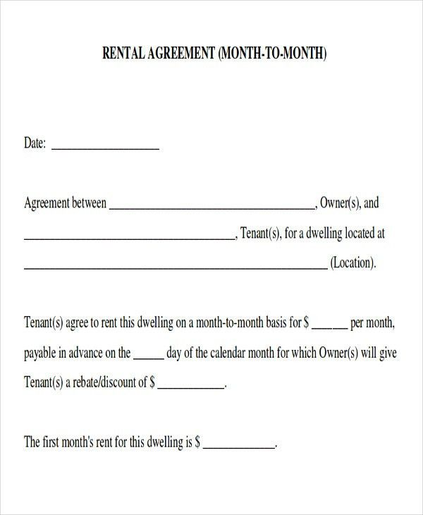 Rent A Room Tenancy Agreement Template 8 Room Rental Agreement - room rental agreements