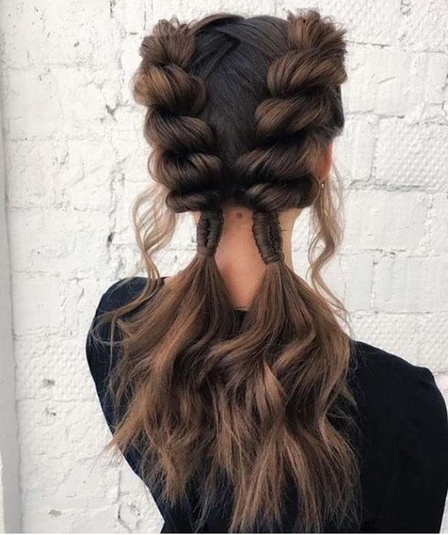 Hair Inspiration 2019-04-14 23:10:23