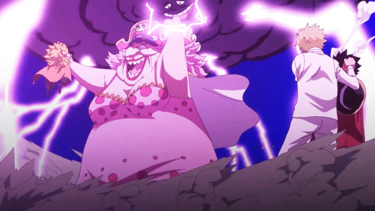 big Mom Pirates wano