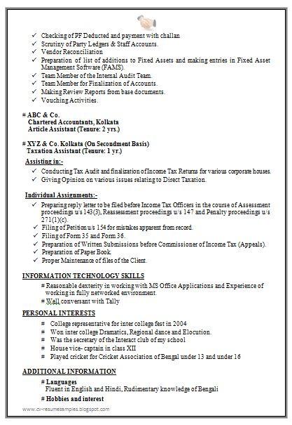 tax assistant sample resume cvresumeunicloudpl - Tax Assistant Sample Resume